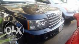 Land Rover Rabge rover sport model 2006 اجنبي