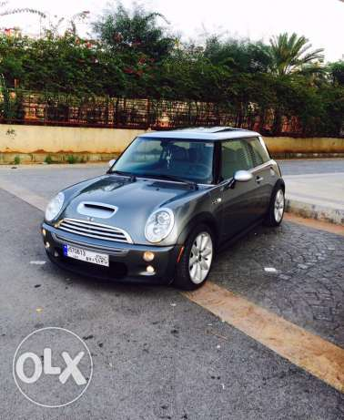 Mini cooper S fully loaded