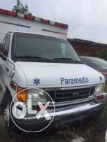 ford emergency truck fully equipped no accidents