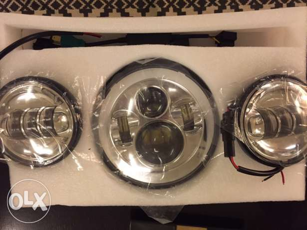 Led for harley Davidson