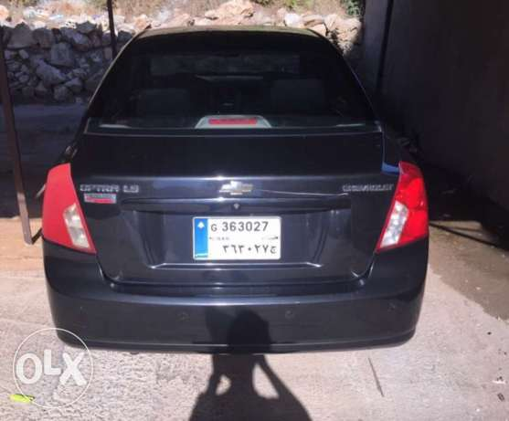 Chevrolet optra 2008 بشامون -  2
