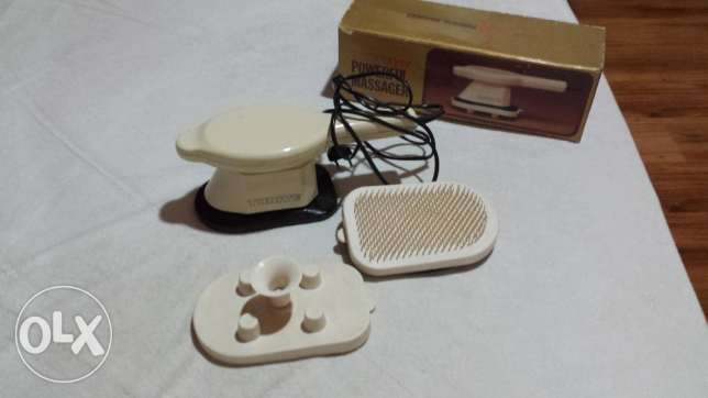 Massager for all body with accessories with multi - speed