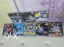 ps3 video games for only 40 $ each !!