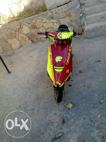 Motorcycle for sale بعبدا -  1