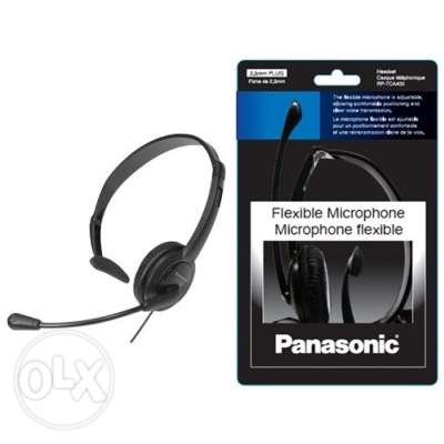 9 headset new panasonic