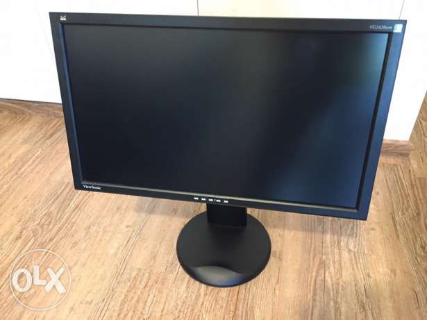 ViewSonic 24 inch PC Monitor great condition.