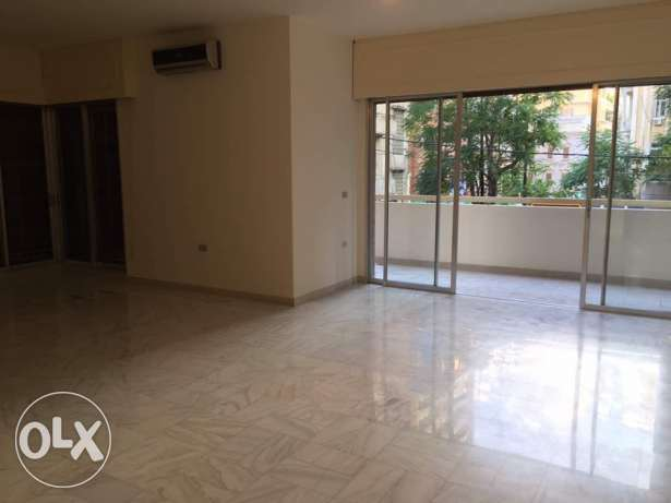 Renovated apartment residential calm neighborhood in Ashrafieh