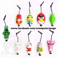 Cartoon Characters Touch Pen 5$