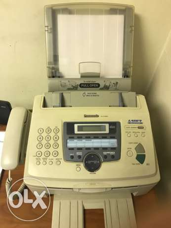 Panasonic Multi-function Laser Fax Machine