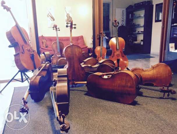 Cellos for sale