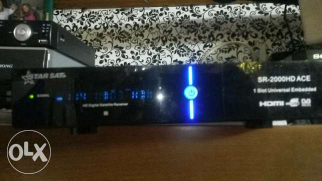 HD receiver for sale