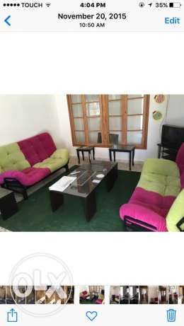 apartment for rent الراسيـة  -  2
