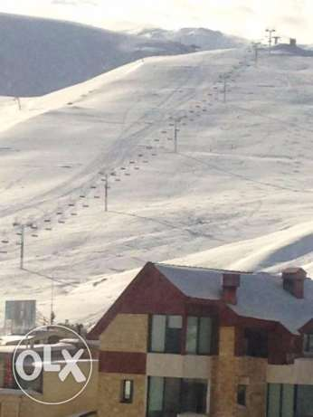 100 m2 chalet for sale in Oyoun El Siman having a terrace (panoramic m