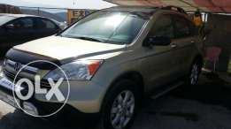 Honda crv model 2008 ajnabe for sale ex
