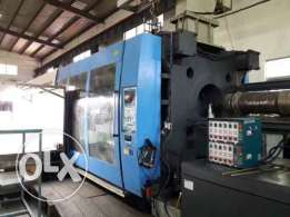 Haitian 1300ton plastic injection molding machine