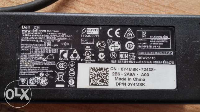 Laptop DC Charger 19.5 V // 90 W
