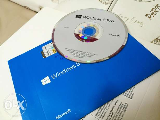 Windows 8 Pro Original