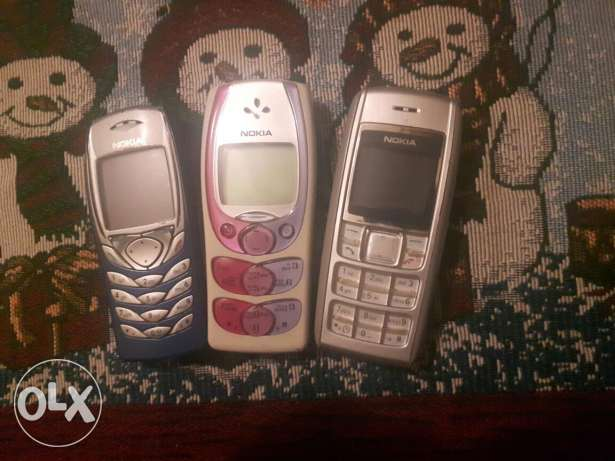 3 Nokia for sale