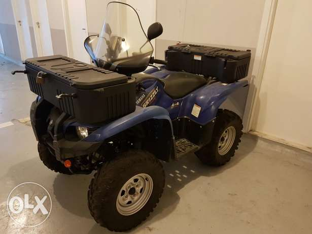 ATV Yamaha 700 Grizzly 2008 very clean