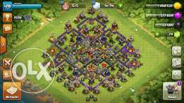 Clash Of Clan TH10 Ex120
