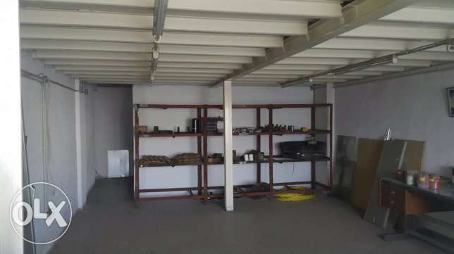 company and garage for sale