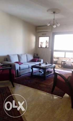 Furnished Apartment for rental.Dekwaneh