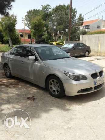 Silver BMW 520i for sale - Super Clean