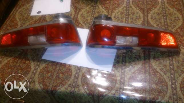 Mercedes 190 rear tail lights