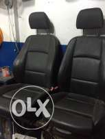 seats Bmw e 92 2009 sport package new