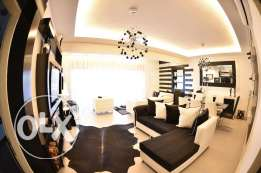 Amazing super deluxe modern apartment in bseba baabda for rent!!