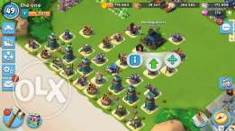 boom beach base level 19