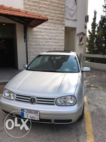 Golf 4 GTI turbo 2002