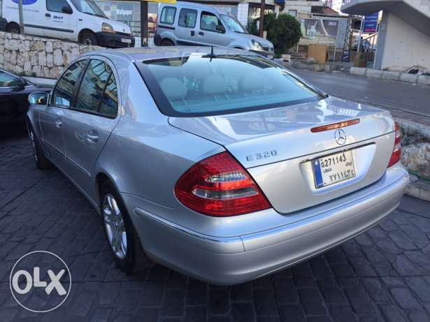 E320 benz 2004 **super clean** كسروان -  3