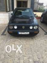 VW golf 1987 for sale