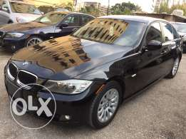 2009 BMW 328i black/black clean carfax(mint condition)must see!!!