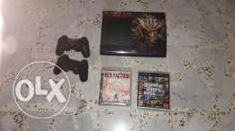 Used 2 months ma3 maskten + gta 5 +red faction