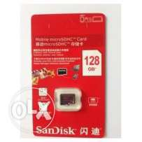 sd card scandisk 128 gb