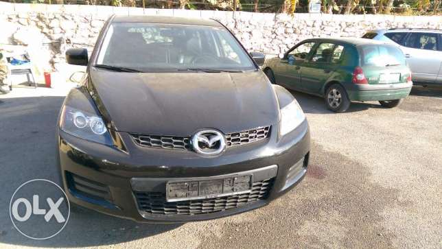 Mazda CX7 CX-7 2008 Clean Carfax Excellent Condition كسروان -  4