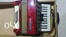 Accordion made in germany