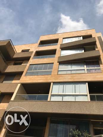 Mansouriyeh new 145sqm appartement
