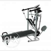 Treadmill Manual 6 In 1