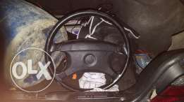 Derksion E36 with airbag