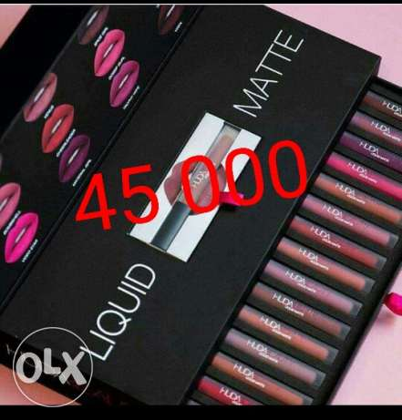 Set huda beauty 16 color 30$