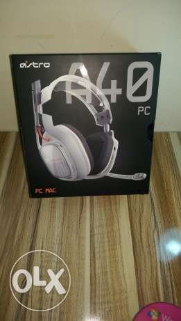 Gaming headset /headphones Astro A40 pro gamer