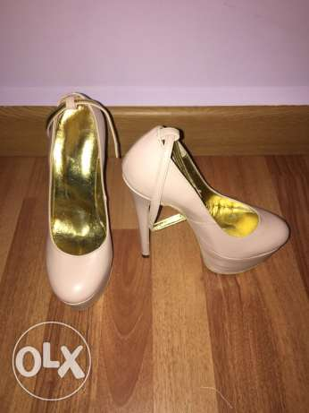 light pink pumps بعبدا -  1