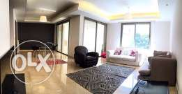 MK865Furnished flat for rent located in Mar Takla,1st floor, 2nd floor