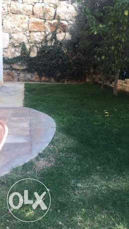 house for rent in kfaryasin 330 mtr with garden