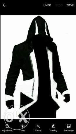 New full assassins creed long jacket