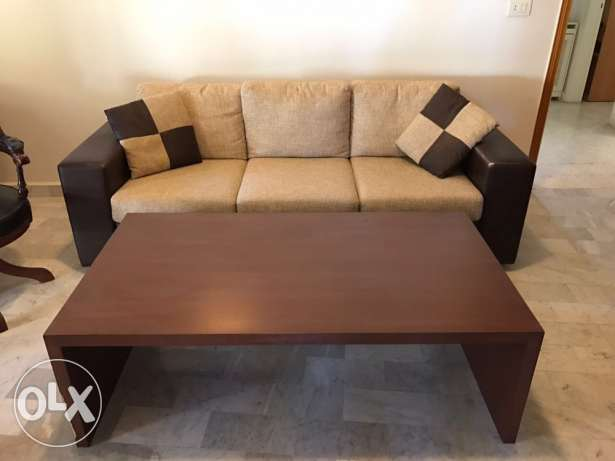 small set of furniture