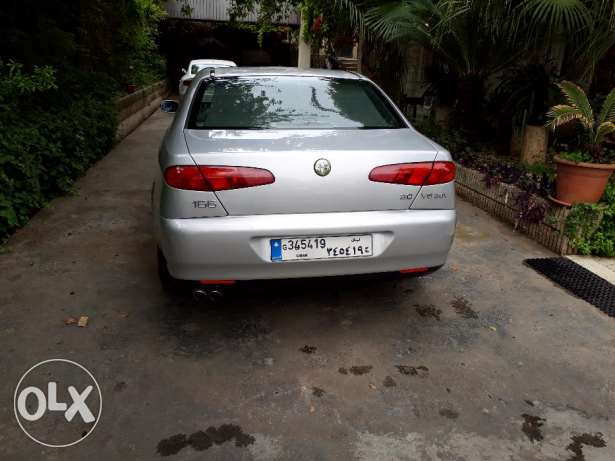 Alfa romeo 166 excellent condition